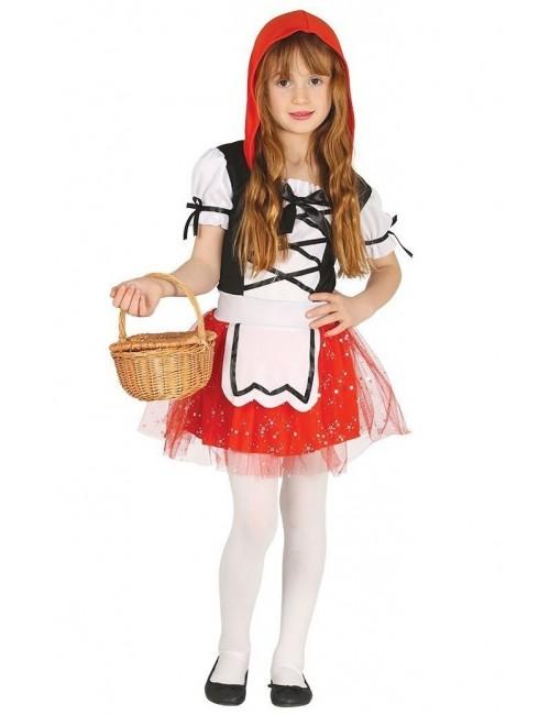 Costum copii, Scufita Rosie