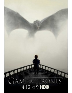 Poster maxi Game of Thrones (A Lion & A Dragon)