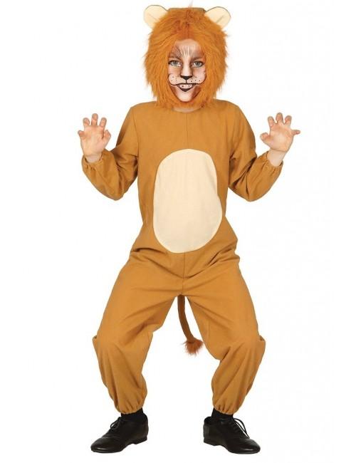 Costum copii, Leu
