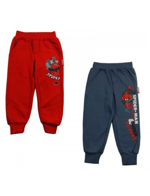 Pantaloni sport copii, Spiderman
