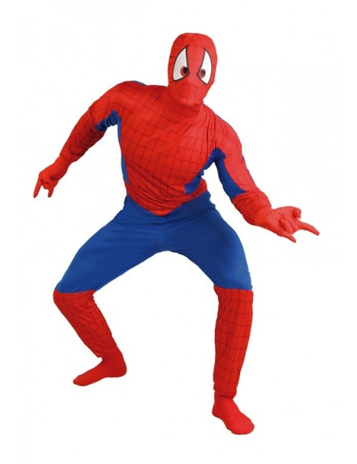Costum Spider Super-Hero, adulti
