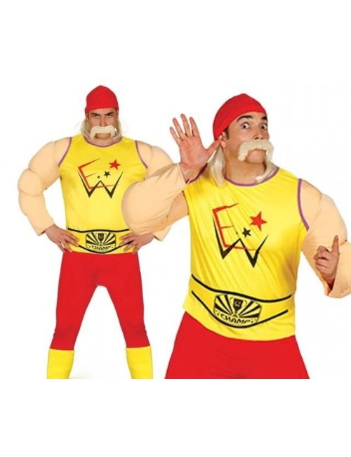 Costum adulti Luptator Wrestling