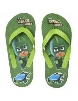 Papuci plaja copii, PJ Masks - Soparla, 24 - 31