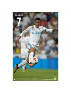 Poster maxi -7- Cristiano Ronaldo, 61 x 91,5 cm