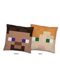 Perna decor Minecraft Pixels, 40 x 40 cm