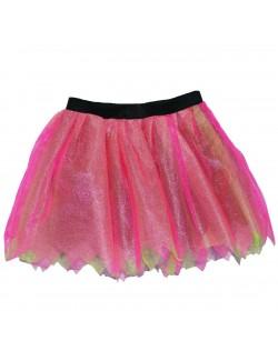 Fusta tutu roz, pentru fete de 9 - 14 ani