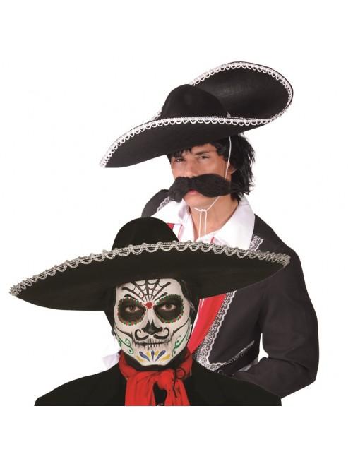 Palarie Sombrero Mexican/ Mariachi, 55 cm