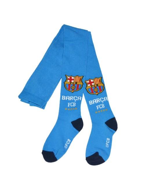Dres baieti, FC Barcelona, marimi 92 - 122,  albastru