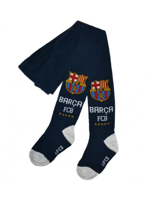 Dres baieti, FC Barcelona, marimi 92 - 122,  bleumarin