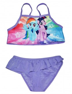 Costum baie copii, My Little Pony, mov