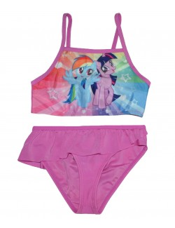 Costum baie copii, My Little Pony, roz