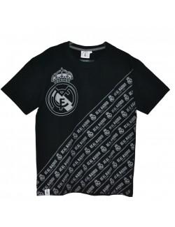 Tricou barbati Real Madrid, M - XXL, negru