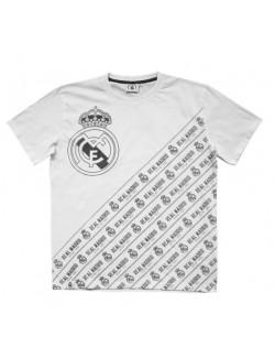 Tricou barbati, Real Madrid, M-XXL, alb