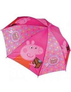 Umbrela automata copii, Peppa Pig, 48 cm