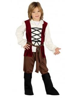 Costum Hangiu pentru copii 3-4 ani