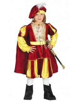 Costum Print pentru copii 3-6 ani (DeLuxe)