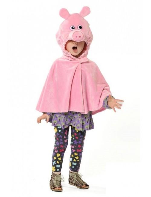 Costum poncho Purcelus, copii 3-7 ani