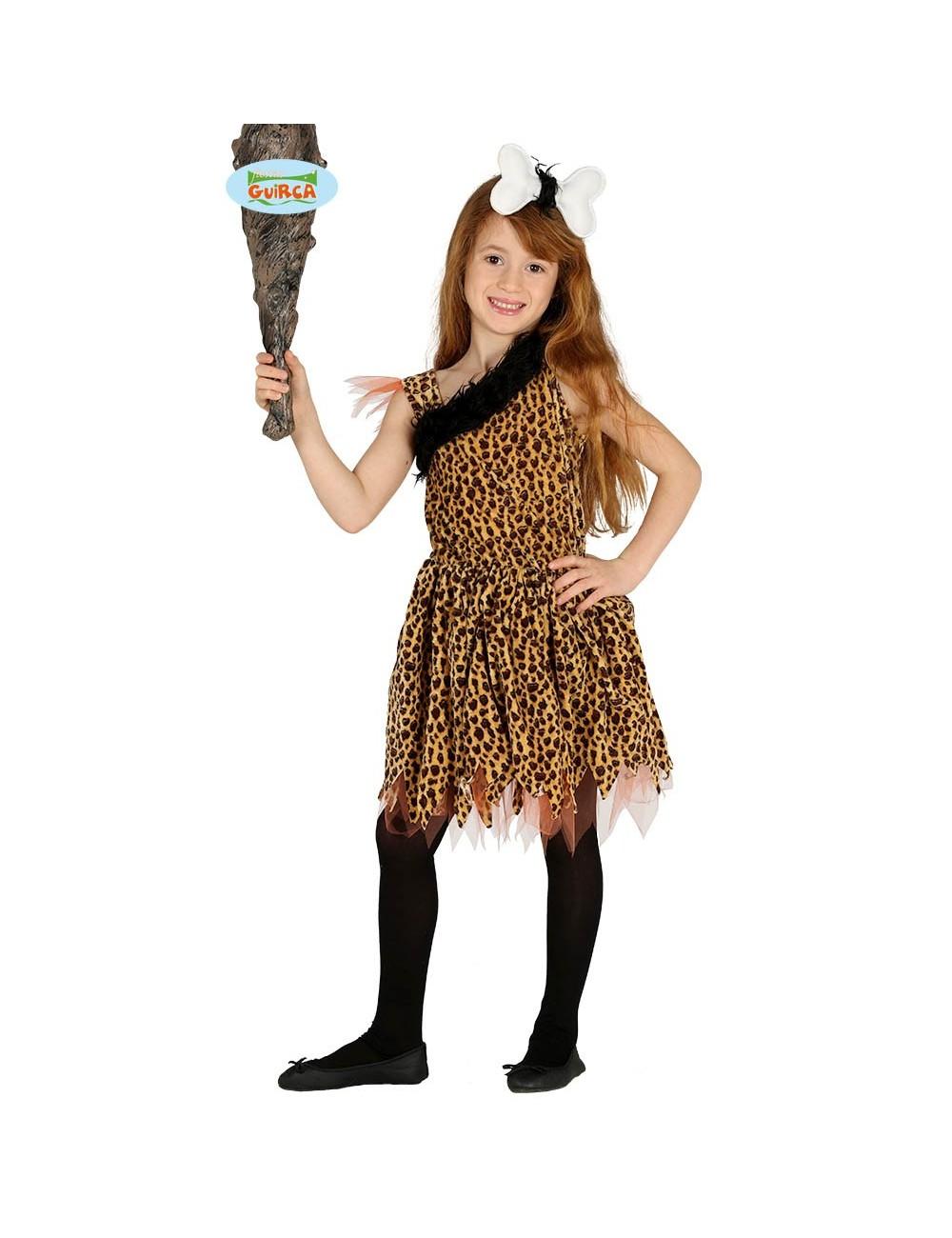 Costum Preistoric copii, Printesa Grotei