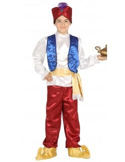 Costum Print arab / Aladin, pentru copii