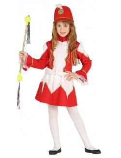 Costum Majoreta, pentru copii 5-9 ani