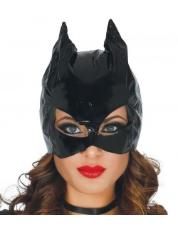 Masca vinil Pisica Neagra / Cat Woman