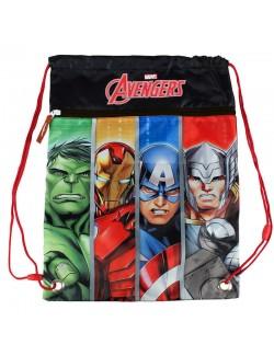 Sac de umar Marvel Avengers, 33 x 45 cm