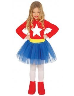 Costum carnaval fete, Super Star