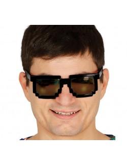 Ochelari de soare pixelati
