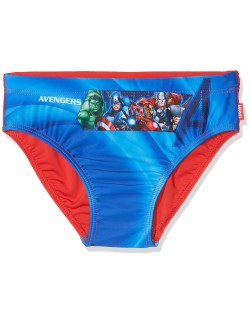 Slip baieti, Avengers, rosu - albastru, 4-10 ani