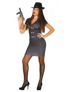 Costum Gangster, femei