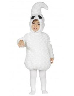 Costum Halloween bebelusi, Fantoma, 12-24 luni