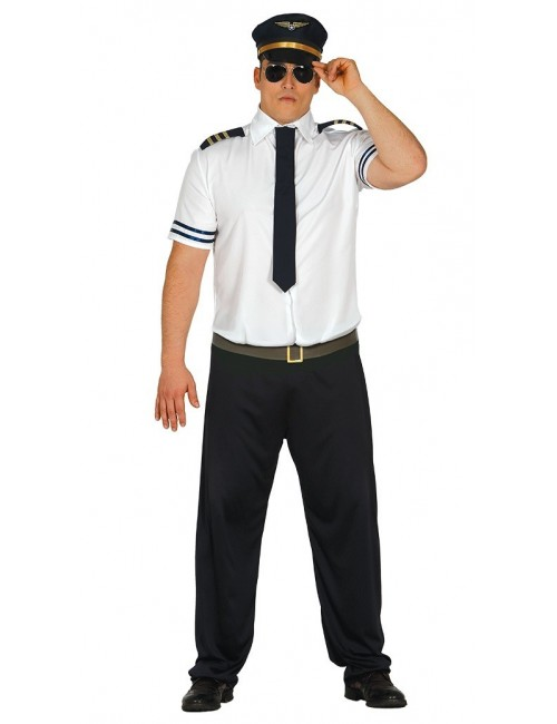 Costum Pilot/ Comandant aeronava, adulti