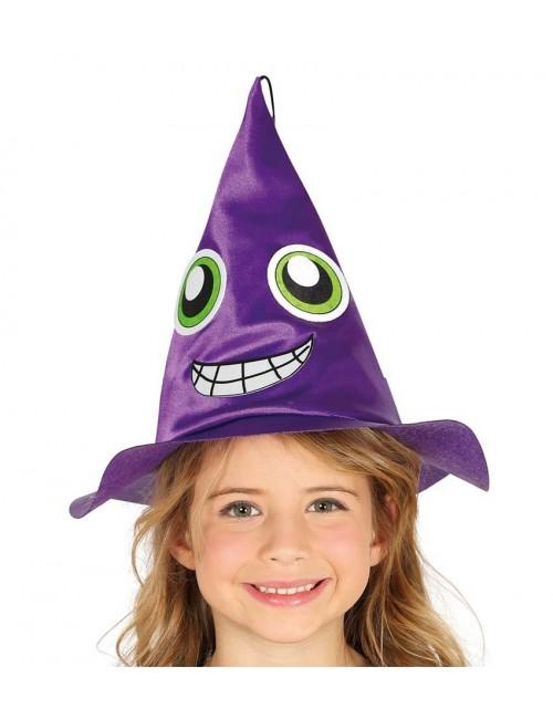 Palarie Vrajitoare / Liliac Halloween, copii