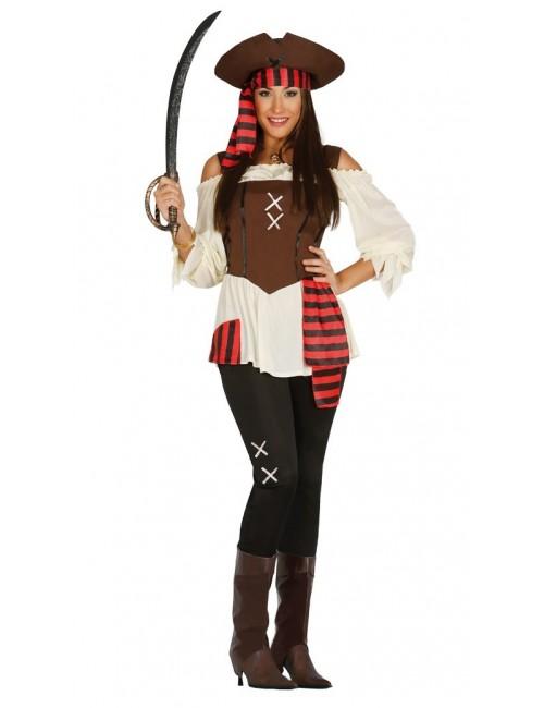 Costum Pirat pentru femei
