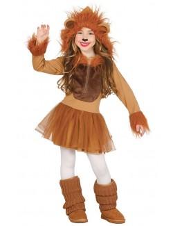 Costum Leoaica pentru copii 5-7 ani