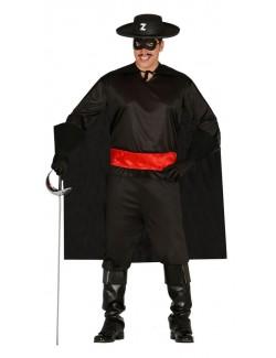 Costum Justitiarul Zorro, adulti. 52/54