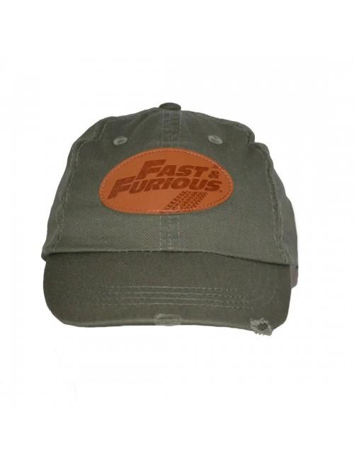 Sapca Fast & Furious, kaki, 52-54, pentru copii