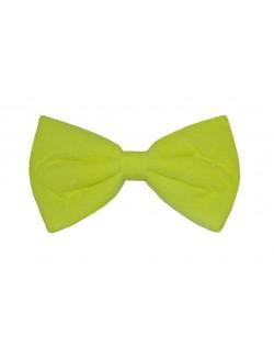 Papion galben fluorescent, 14 cm