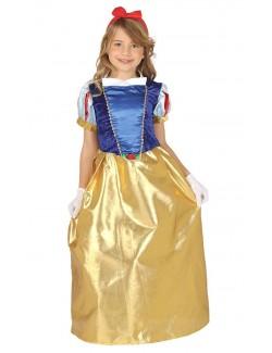 Rochie carnaval copii - Printesa Padurii, 5 - 12 ani