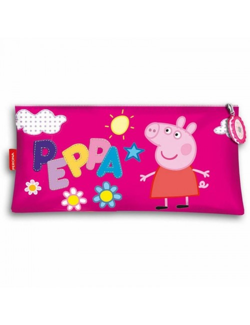 Penar Peppa Pig, fucsia, 21 x 11 cm
