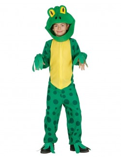 Costum Broasca, pentru copii 3 - 9 ani
