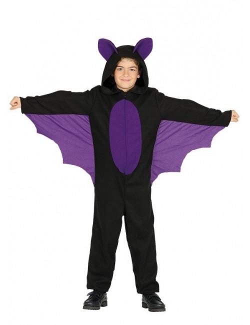 Costum Halloween Liliac, baieti 3 - 9 ani