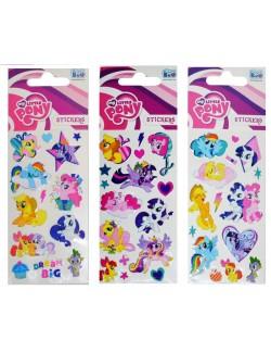 Abtibilduri / Stickere My little Pony, 18 x 6,6 cm