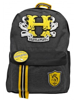 Ghiozdan Harry Potter Hufflepuff, 41x30x13 cm, Bioworld