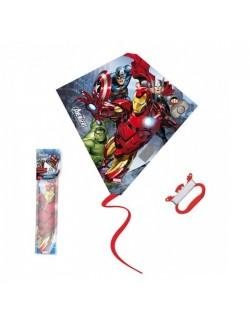 Zmeu jucarie, Marvel Avengers, 58 x 56 cm
