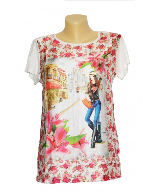 Bluza fete, Lovely, marime L
