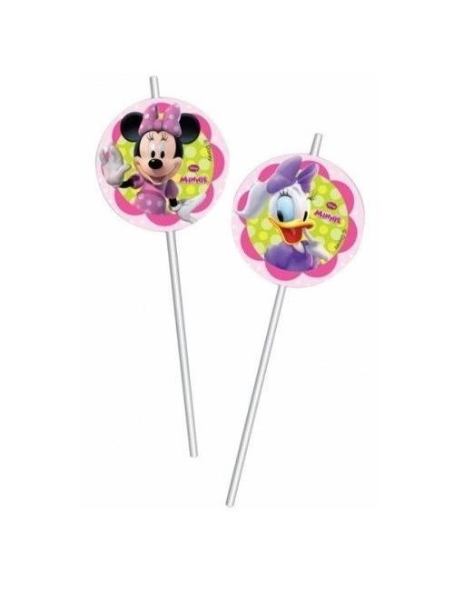 Set 6 paie de baut Minnie Mouse & Daisy