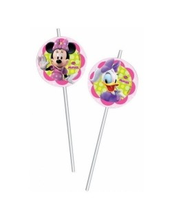 Set 6 paie de baut Minnie Mouse & Daisy