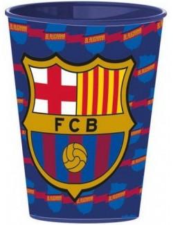 Pahar plastic, FC Barcelona, 260 ml