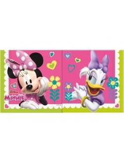 Set 20 servetele Minnie & Daisy, 33 cm